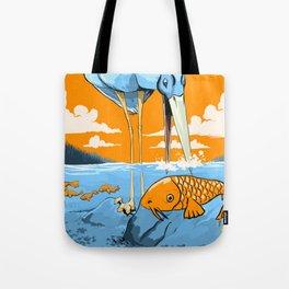 The Koi Decoy Tote Bag