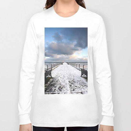 Saltburn by the Sea Long Sleeve T-shirt
