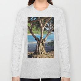 Looking through the Pandanus Long Sleeve T-shirt