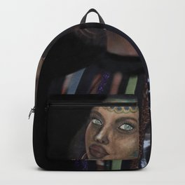 Distinguished young lady Backpack