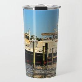 Shoreline in Fort Myers IV Travel Mug