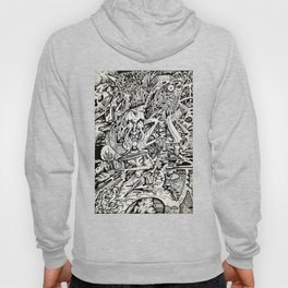 The Adept, or, a Freakish Transfiguration Hoody