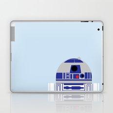 Artoo on Light Blue R2-D2 Laptop & iPad Skin