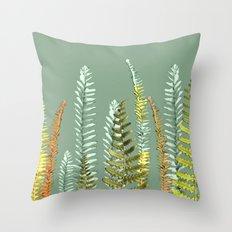 wild nature, 3d  Throw Pillow