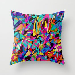Tah Dah! Throw Pillow