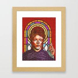 ztardust Framed Art Print
