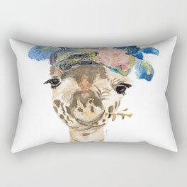 Dandy Giraffe Rectangular Pillow