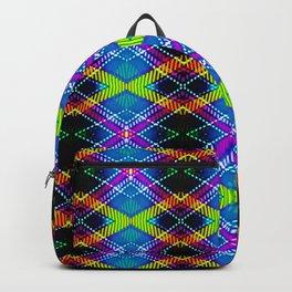 SBS Plaid Backpack