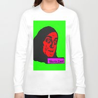 "gore Long Sleeve T-shirts featuring No, it's pronounced ""Eye-gore"" 3 by Kramcox"