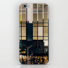 Surface Tension: Glasgow Centre iPhone Skin