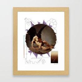 Reconciliation Framed Art Print