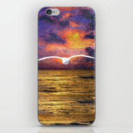 Dissolving Solidity iPhone Skin