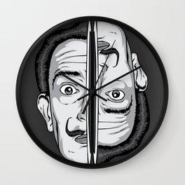salvador mobi Wall Clock