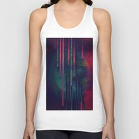 sound Tank Tops featuring Sound by DuckyB