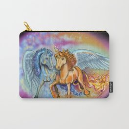 Wind an Flame Carry-All Pouch