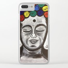 AURA Clear iPhone Case