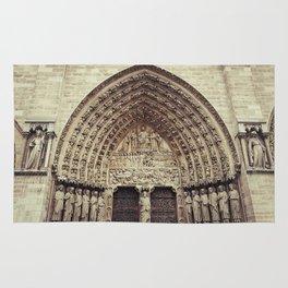 Notre-Dame de Paris Rug