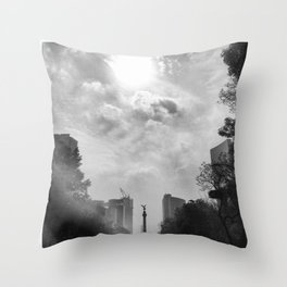 Soy Mexa - DF Throw Pillow