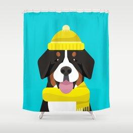 Borris Shower Curtain