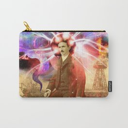 Electric Scientist Carry-All Pouch