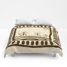 Ethnic 3 Canary Islands Comforters