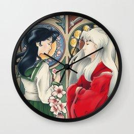 Feudal Fairytale Wall Clock