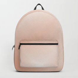 Rose Gold Minimalistic Backpack
