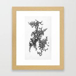 Absketch Framed Art Print