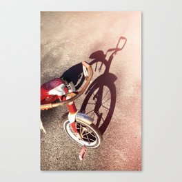 Vintage Trike Canvas Print