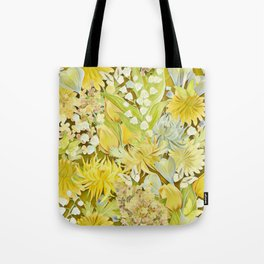 Golds of Summer Tote Bag