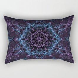 Duality Mandala Rectangular Pillow