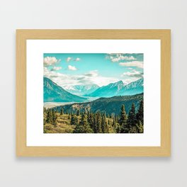 Scenic #photography #nature Framed Art Print