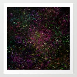In Another Galaxy Series 1-1 Art Print