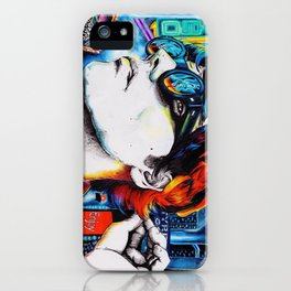 Gerard: Off World Edition iPhone Case