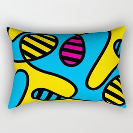 CMYBees Rectangular Pillow