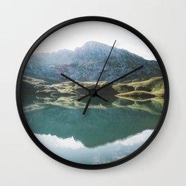 Lake Day Wall Clock