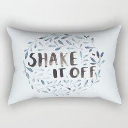 Shake it Off Rectangular Pillow