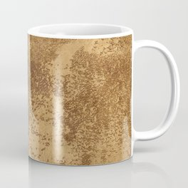 Abstract gold paper Coffee Mug