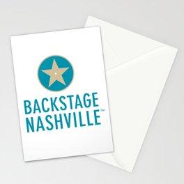 Backstage Nashville 2018 Stationery Cards