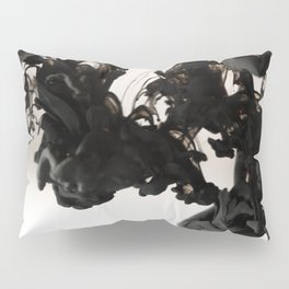 Ink Drop Pillow Sham