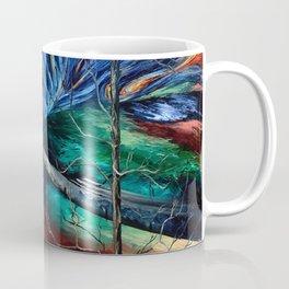 Painting Collage Coffee Mug
