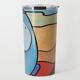 Laurino from Venus (Bass) Travel Mug