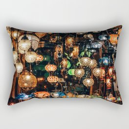 No Photos Allowed   Istanbul, Turkey Rectangular Pillow