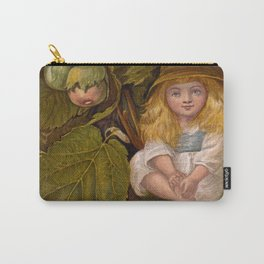 Hiding in the garden Carry-All Pouch