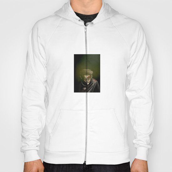 I will not give up, ever. Hoody