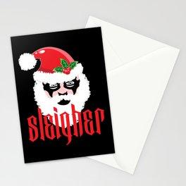 Sleigher | Christmas Xmas Parody Stationery Cards