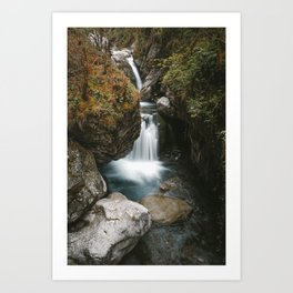 Life on the River Art Print