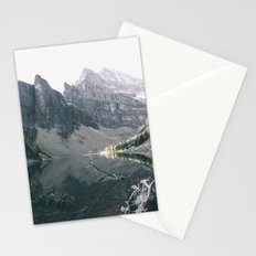 Lake Agnes Stationery Cards