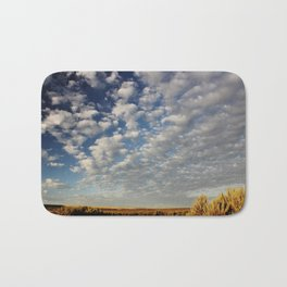 Mid Morning Sky Bath Mat