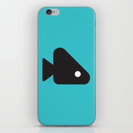Fishie iPhone Skin